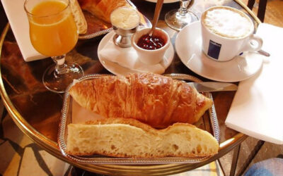Petit déjeuner français